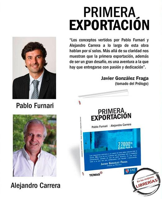 Liblo Primera Exportación